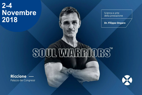 souls warrior a riccione